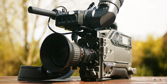 News Image Media Video Camera