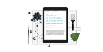 Self Directed Student Learning ebook