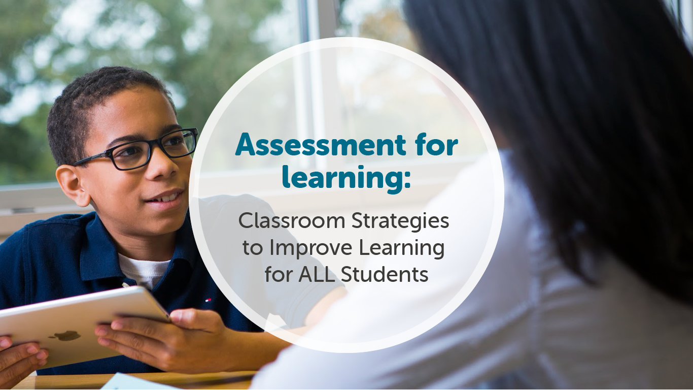 FreshGrade's Blog: Assessment For Learning