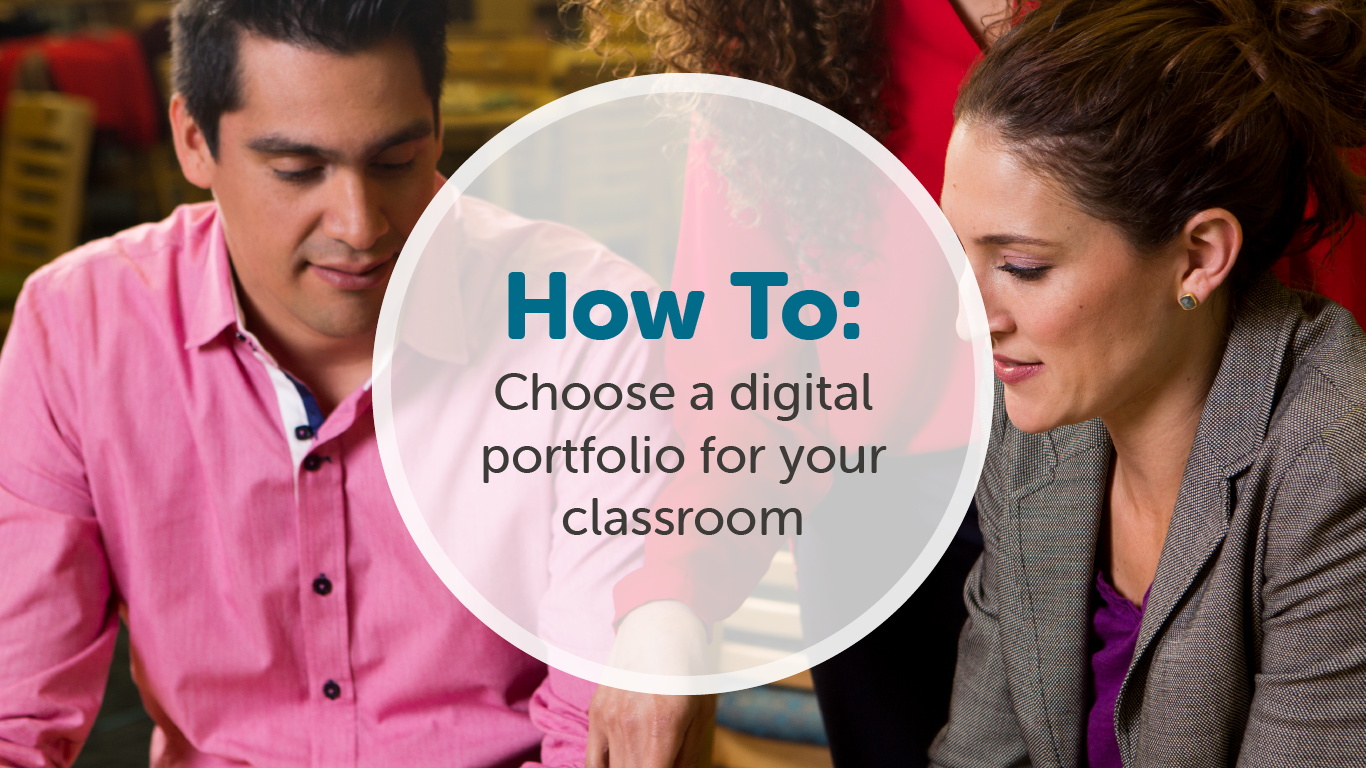 FreshGrade's Blog: How to Choose A Digital Portfolio for your classroom