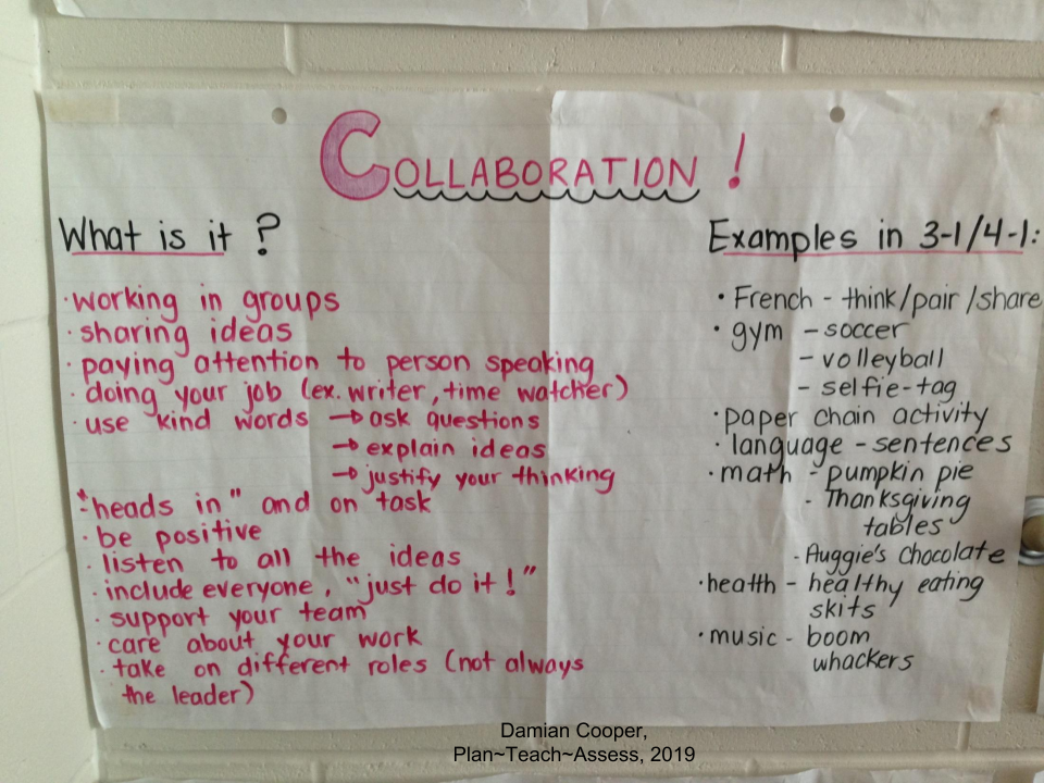 Creating Behavioural Expectations To Ensure That Students Are Always Learning 2